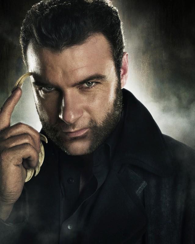 Liev Schreiber in un'immagine promo di 'X-Men - Le origini: Wolverine'