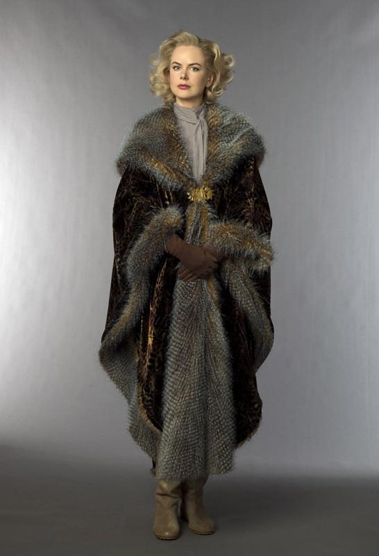 Nicole Kidman in una foto promozionale del film 'The Golden Compass'
