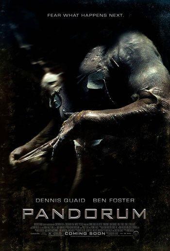 Nuovo poster del film Pandorum