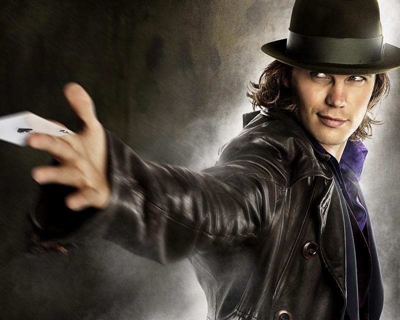 Taylor Kitsch in un'immagine promozionale per il film 'X-Men - Le origini: Wolverine'