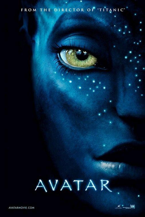 Un primo poster USA per il film Avatar