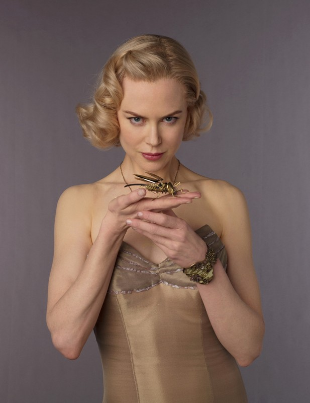Uno scatto di Nicole Kidman per il film 'La Bussola d'oro'