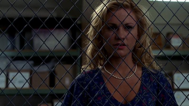 Anna Paquin in un'immagine dell'episodio 'Release Me' della serie tv True Blood