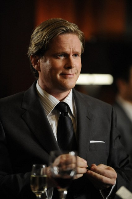 Cary Elwes nell'episodio Extradition: British Columbia della serie Psych