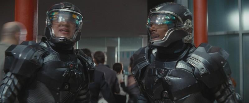 Channing Tatum e Marlon Wayans in un'immagine del film G.I.Joe: La nascita dei Cobra