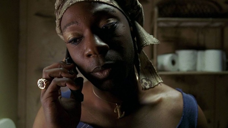 Nelsan Ellis in una scena dell'episodio 'Release Me' della serie tv True Blood