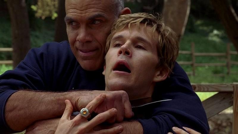 Ryan Kwanten in un'immagine dell'episodio 'Release Me' della serie tv True Blood
