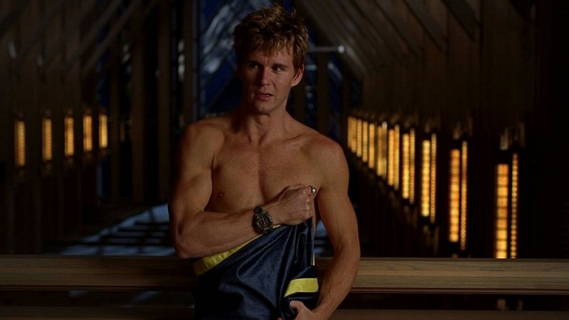 Ryan Kwanten in una scena dell'episodio 'Release Me' della serie tv True Blood