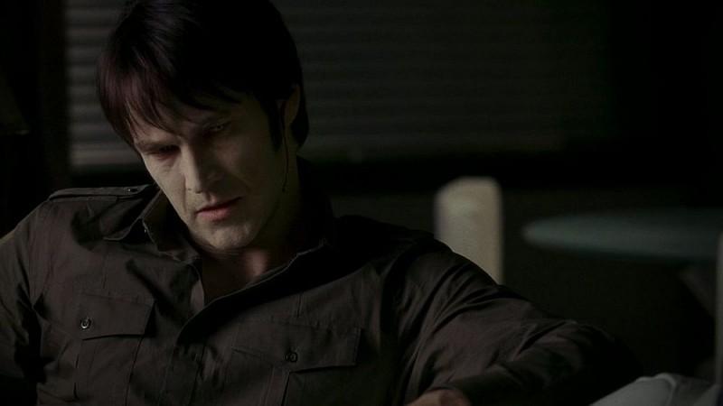 Stephen Moyer in un'immagine dell'episodio 'Release Me' della serie tv True Blood