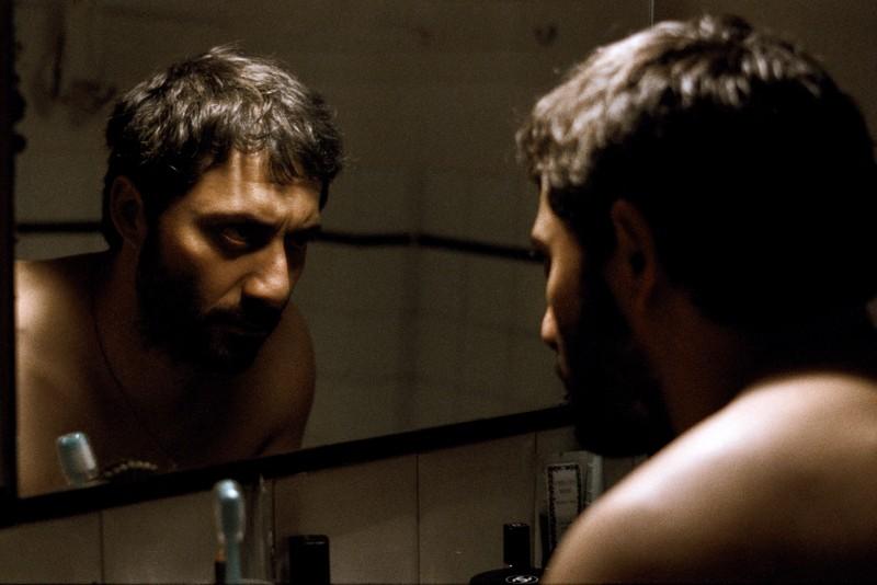 Filippo Timi in una scena del film La doppia ora