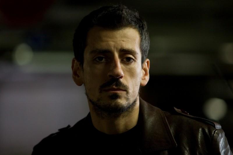 Gaetano Bruno in una scena del film La doppia ora
