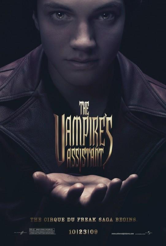 La locandina di The Vampire's Assistant