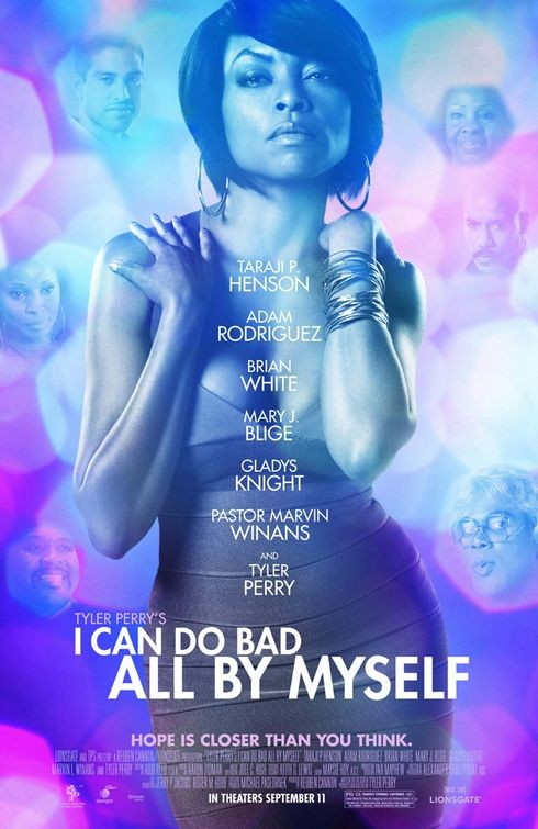 Un nuovo poster per I Can Do Bad All by Myself