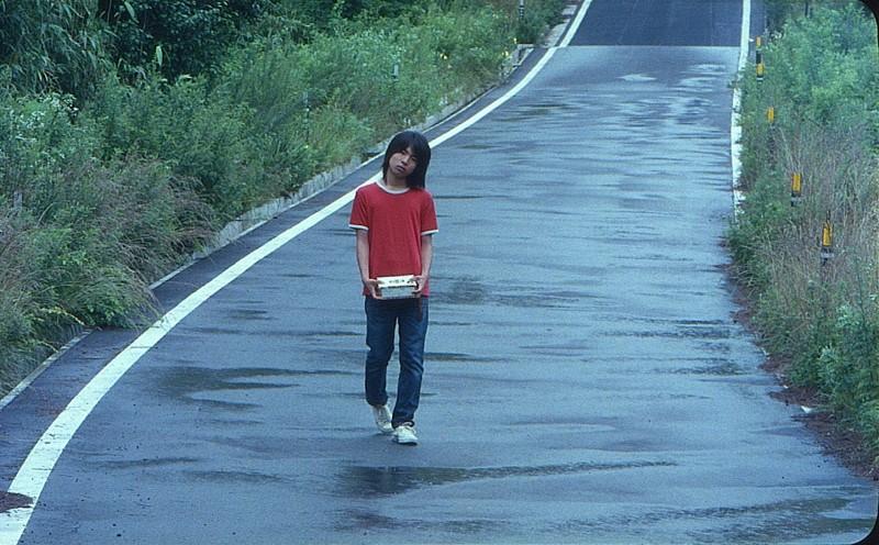 Una foto di scena del film Where Are You?