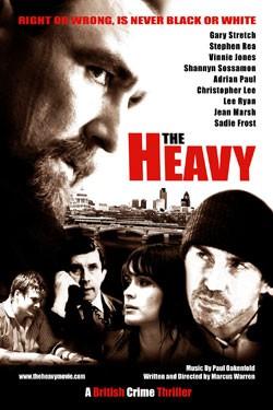 La locandina del film The heavy