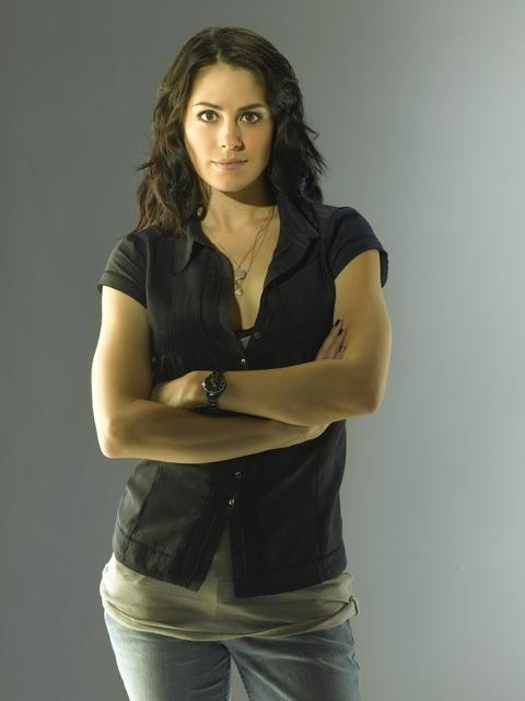 Michelle Borth in una foto promozionale di The Forgotten