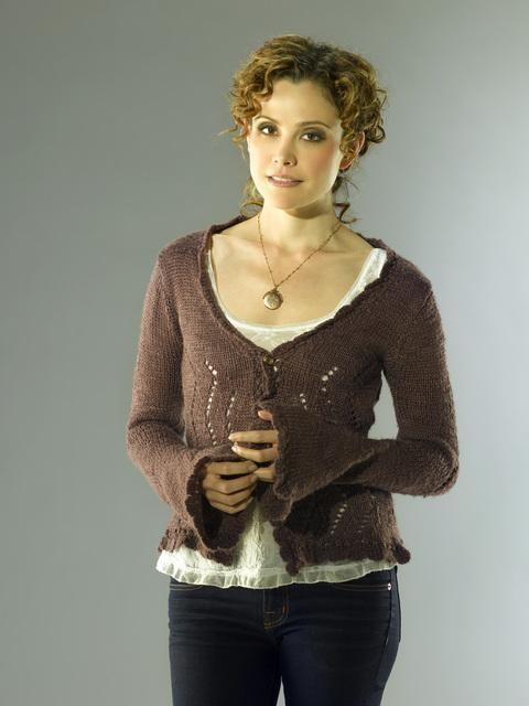 Reiko Aylesworth in una foto promozionale di The Forgotten