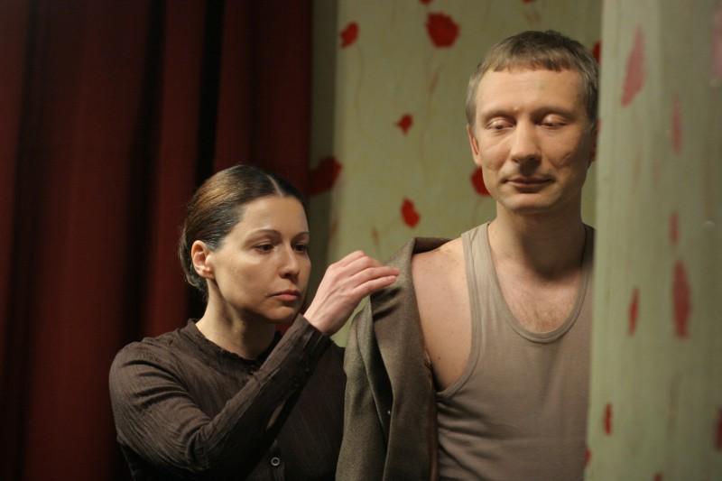 Un'immagine del film russo Buben, baraban