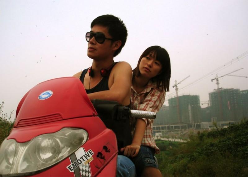 Un'immagine del film She, a Chinese