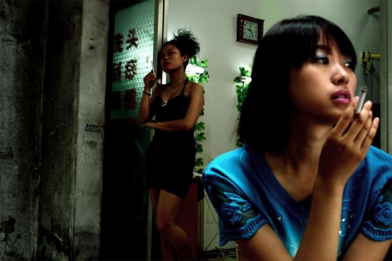 Una scena di She, a Chinese