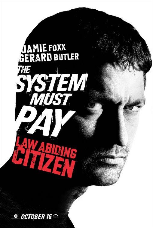 La locandina di Law Abiding Citizen