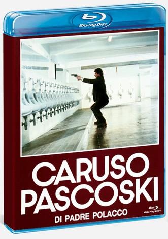 La copertina di Caruso Pascoski di padre polacco (blu-ray)