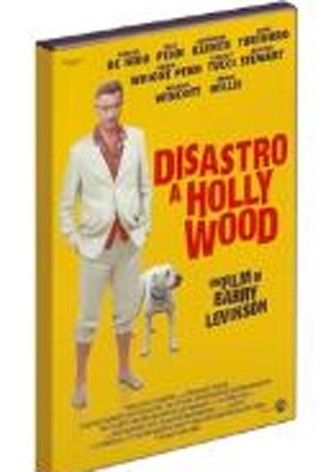La copertina di Disastro a Hollywood (dvd)