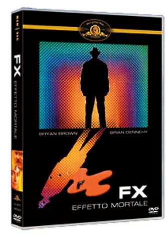 La copertina di Fx effetto mortale (dvd)