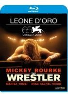 La copertina di The Wrestler (blu-ray)