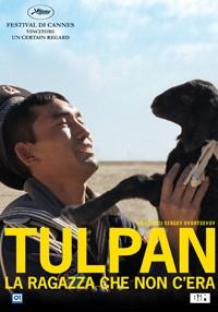 La copertina di Tulpan - La ragazza che non c'era (dvd)