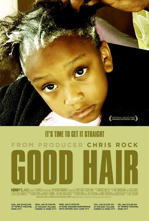 Una locandina di Good Hair