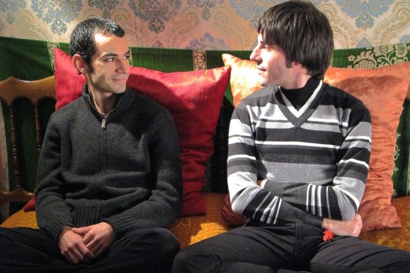 Una scena del documentario L'amore e basta