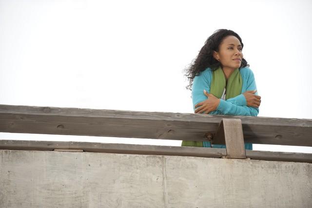 Jada Pinkett Smith nell'episodio Hello and Goodbye della serie Hawthorne