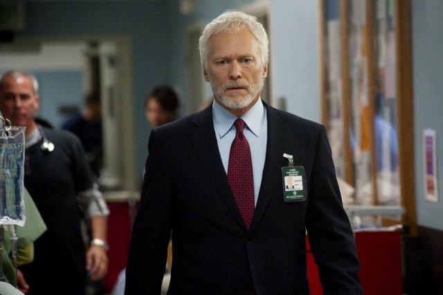 James Morrison in una scena dell'episodio Trust Me di Hawthorne