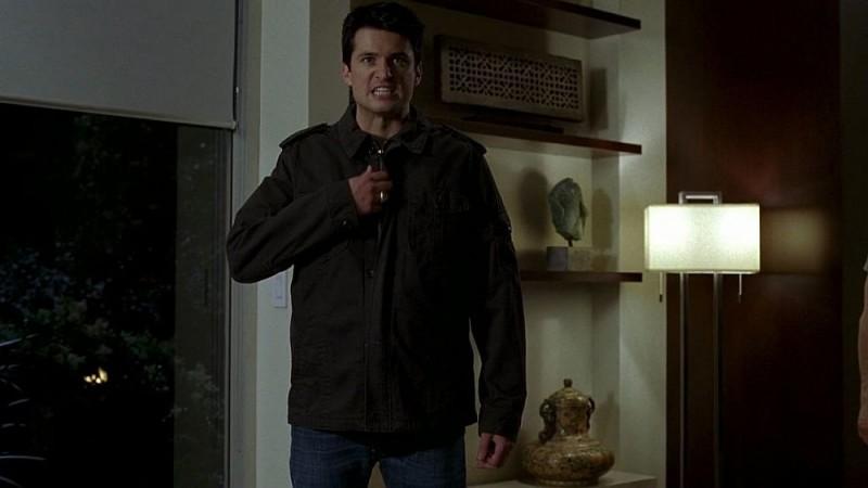Luke (Wes Brown) è il kamikaze inviato dal reverendo Newlin nella tana dei vampiri in una scena dell'episodio 'Timebomb' della serie True Blood