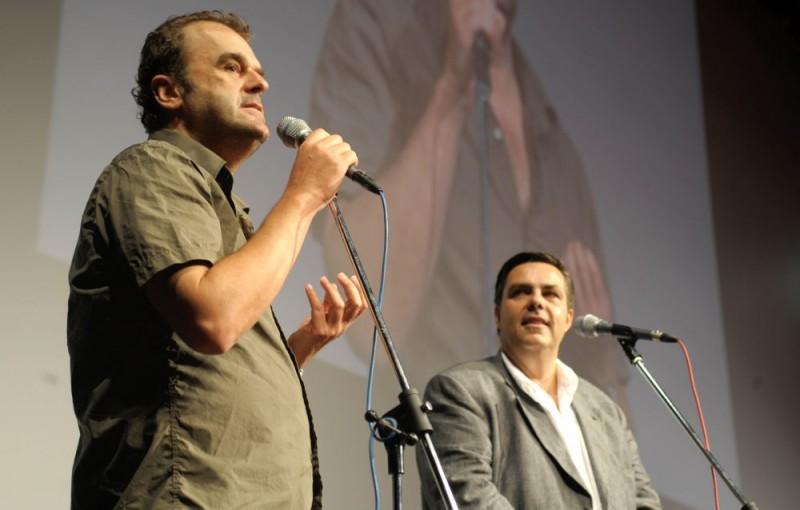 Pippo Delbono al Festival del cinema di Locarno 2009