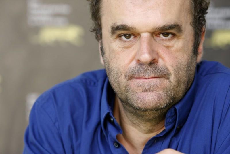 Pippo Delbono, regista de La paura, evento del Festival di Locarno 2009