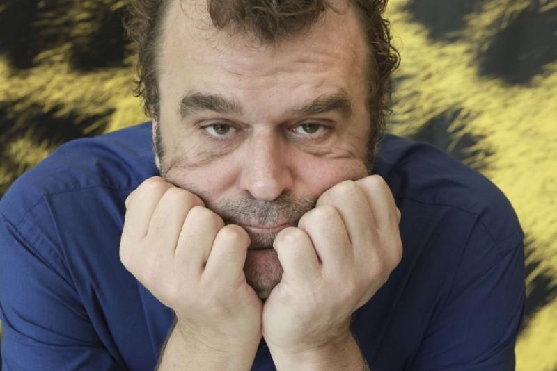 Pippo Delbono, regista de La paura, protagonista al Festival di Locarno 2009