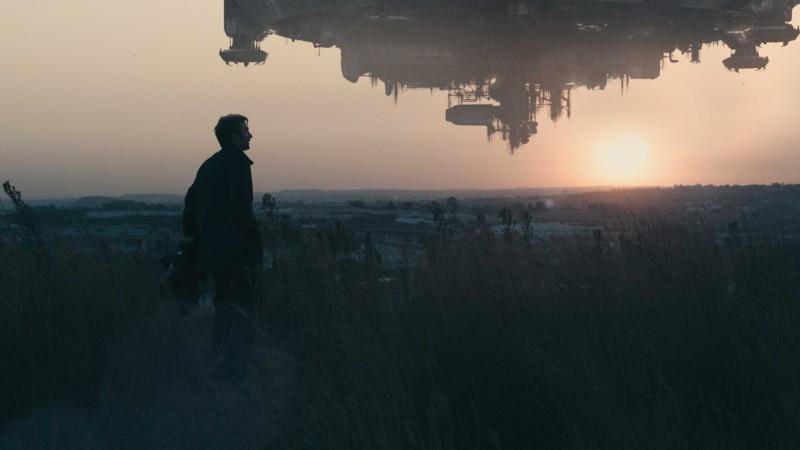 Sharlto Copley in un'immagine del film District 9