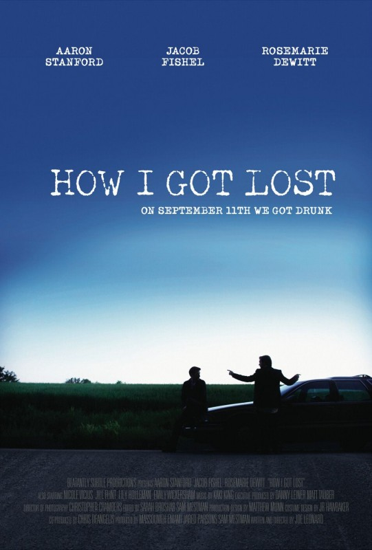 La locandina di How I Got Lost
