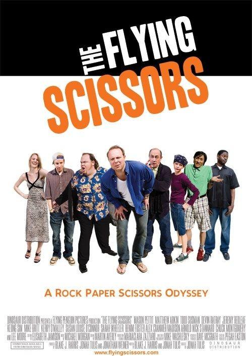 La locandina di The Flying Scissors