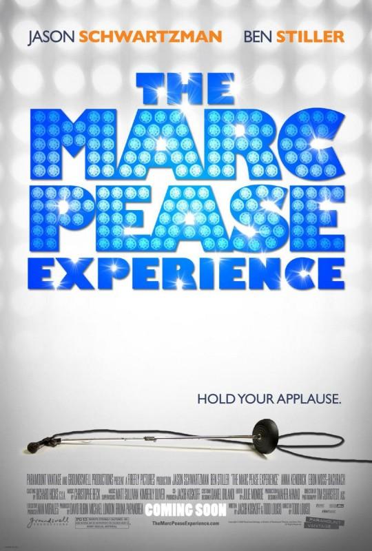 La locandina di The Marc Pease Experience