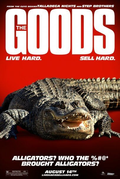 Character Poster 5 per The Goods: Live Hard. Sell Hard