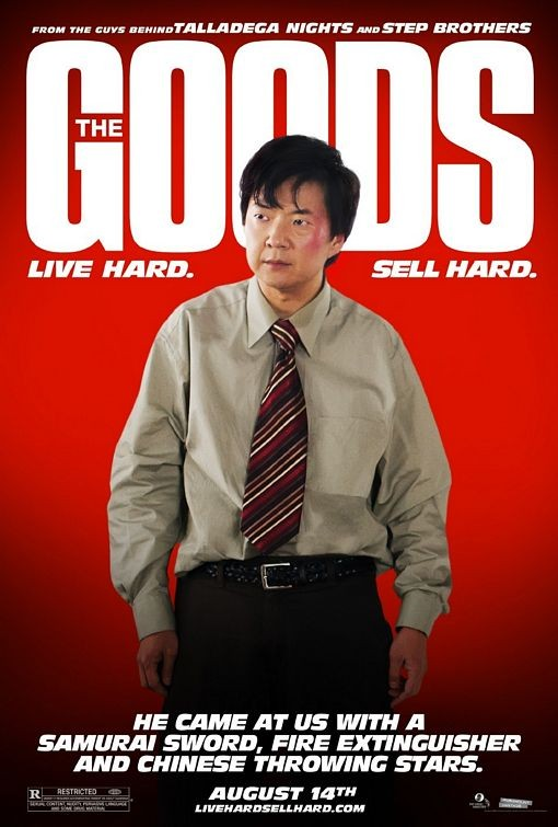Character Poster 6 per The Goods: Live Hard. Sell Hard