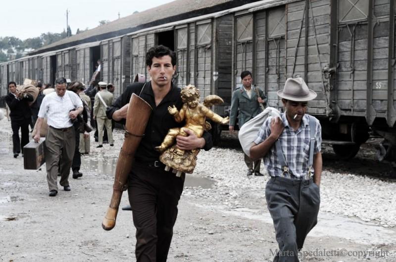 Francesco Scianna in un'immagine del film Baaria di Giuseppe Tornatore