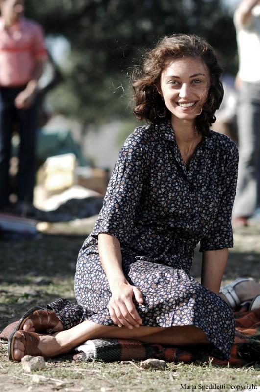 Margareth Madè è la protagonista del film Baaria di Giuseppe Tornatore