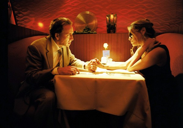 Nicolas Cage ed Eva Mendes in un'immagine del film Bad Lieutenant: Port of Call New Orleans