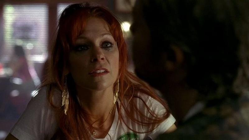 Arlene (Carrie Preston) in una scena dell'episodio 'I Will Rise Up' della serie tv True Blood