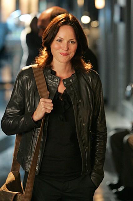 Jorja Fox torna in CSI nell'episodio Family Affair