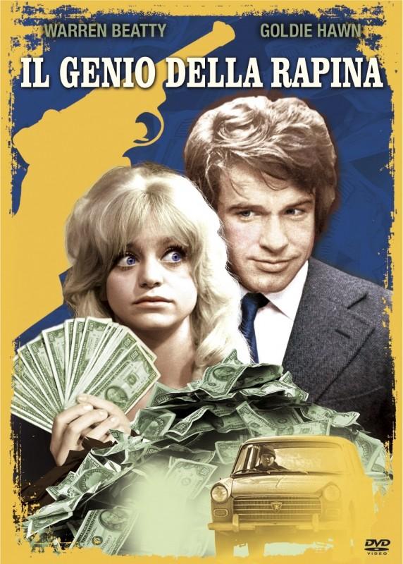 La copertina di Il genio della rapina (dvd)